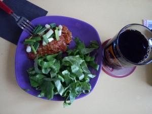 zacusca si salata